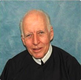 Il redentorista P. Joseph Hurley (1928-2009) della Provincia di Baltimora negli Stati Uniti.