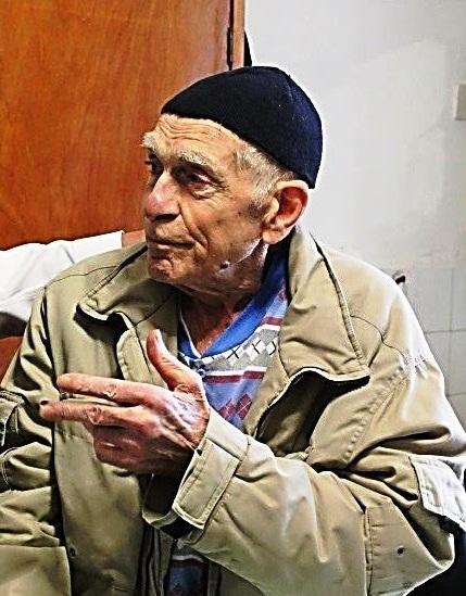 Fratel Luigi Di Cintio (1936-2015), redentorista che ha vissuto nel servizio gioioso dei fratelli la sua vocazione.
