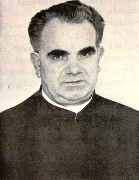 Fratel Paolo Durante (1908-1982) . Prezioso nella sua opera e nel suo lacoro: trascorse gli ultimi 24 anni di vita la Bussolengo prestando un servizio umile e prezioso in questo Santuario