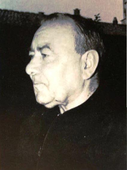 Fratel Prospero Fontana (1915-1985), redentorista nativo del reggiano, ha speso la sua operosa vita in varie comunità, soprattutto in quella di Bussolengo; era diventato l'amico di tutti.