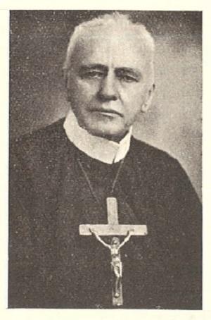 Il redentorista P. Henri Bloete, C.Ss.R. 1844-1923 della Provincia Flandrica in Belgio.