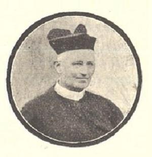 Il redentorista P. Philipp Brameyer, C.Ss.R. 1847-1923 della Provincia di Colonia in Germania.