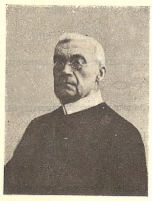 Il redentorista P. Edouardo Bührel, C.Ss.R. 1843-1924  – Francia della Provincia di Lyon in Francia.