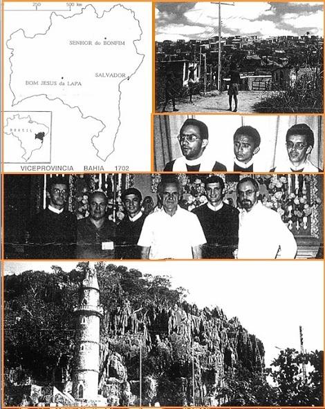 Questo numero 94 documenta in sei pagine con testi e foto la storia e la nascita della nuova Vice-Provincia di Bahia.