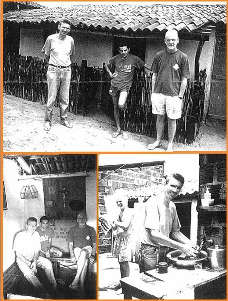 Questo numero 95 documenta in otto pagine con testi e foto la presenza e l'opera dei Missionari Redentoristi nelle favelas di Fortaleza, Brasile, diventata Vice-Provincia della Congregazione.