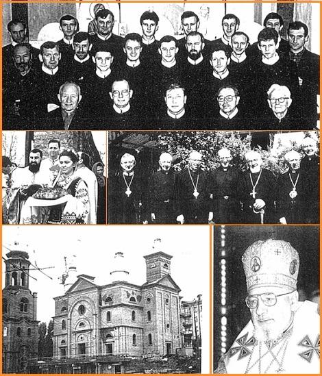 Questo numero 96 documenta in sei pagine con testi e foto la storia, la presenza e l'apostolato dei Missionari Redentoristi in Ucraina.