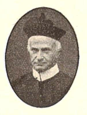Il redentorista P. Otto Dilgskron, C.Ss.R. 1845-1923 della Provincia di Vienna in Austria.