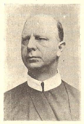 Il redentorista P. August. Dooper, C.Ss.R. 1854-1924 della Provincia di Baltimora in USA.