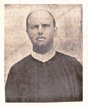 Il redentorista P. Franciscus Xaverius Gestermann , C.Ss.R. 1869-1922 della Provincia di Lione in Francia.