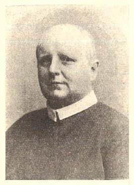 Il redentorista P. Paul Huber, C.Ss.R. 1848-1924, nativo di Germania, della Provincia di Baltimora in USA.