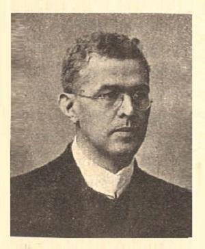Il redentorista P. Augustin Khuon, C.Ss.R. 1875-1923 della Provincia di Monaco in Germania.