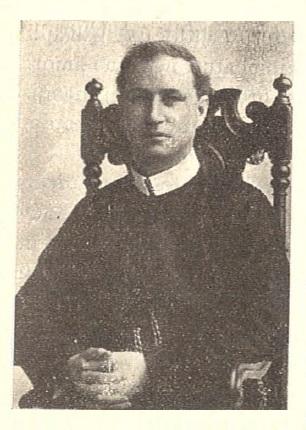 Il redentorista P. George Mahony, C.Ss.R. 1872-1922 della Provincia di Saint Louis in USA.