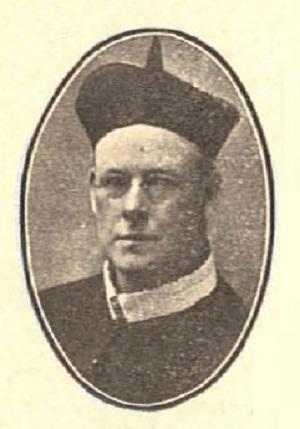 Il redentorista P. Patrick Mulhall, C.Ss.R. 1862-1922 della Provincia di Baltimora in USA.