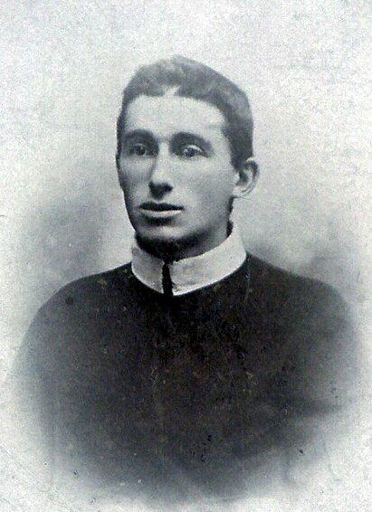 Il redentorista venerabile P. Alfred Pampalon, C.Ss.R. 1867-1896 – Canada (allora Provincia redentorista Flandrica, Belgio).