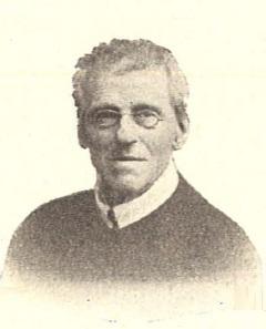 Il redentorista P. Arthur Payen, C.Ss.R. 1843-1924  della Provincia di Lyon in Francia.