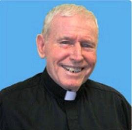 Il redentorista P. Robert Hopwood (1925-2010) della Provincia di Baltimora negli Stati Uniti.