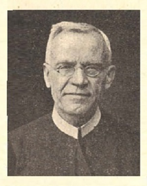 Il redentorista P. Anton Speidel, C.Ss.R. 1863-1922 della Provincia di Monaco in Germania.