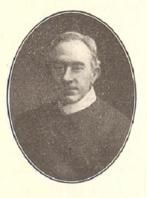 Il redentorista P. Jozef Strybol, C.Ss.R. 1859-1923 della Provincia Flandrica in Belgio.