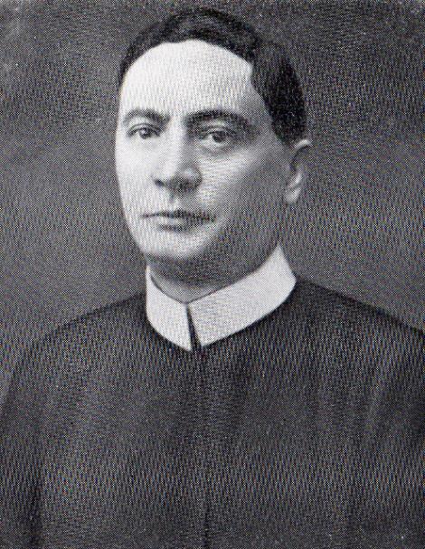Il redentorista P. Filippo Neri Toti (1866-1922) della Provincia di Roma in Italia
