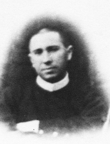 Il redentorista P. José María Urruchi Ortiz, C.Ss.R. 1909-1936 – Spagna (Provincia Madrid), servo di Dio, ucciso durante la guerra civile spagnola.