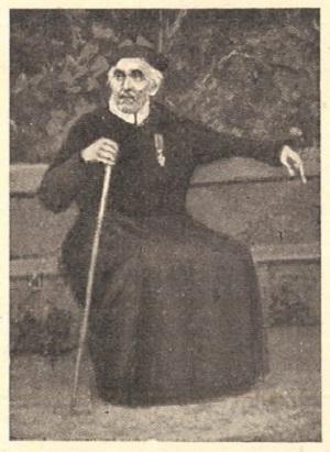 Il redentorista P. Cornelius (Co) van Coll (1842-1922) della Provincia di Amsterdam in Paesi Bassi.