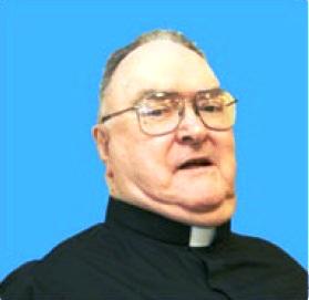 Il redentorista P. Vincent Crotty, C.Ss.R. (1923-2011) della Provincia di Baltimora negli Stati Uniti.