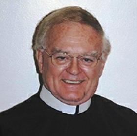 Il redentorista P. Vincent John Douglass, C.Ss.R. (1936-2014) della Provincia di Baltimora negli Stati Uniti.