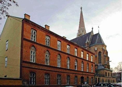 La Casa redentorista di Wien-Hernals dove è morto il redentorista P. Joseph Kraft (1838-1922) della Provincia di Vienna in Austria.