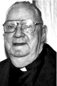Il redentorista P. William Joseph Biffar, C.Ss.R. (1919-2007) della Provincia di Baltimora negli Stati Uniti.