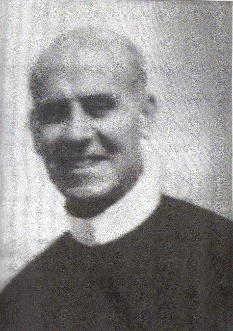 Il redentorista P. Francisco Barrecheguren Montagut, C.Ss.R. 1881-1957 – Spagna (Provincia Madrid).