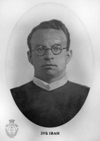 Il redentorista P. Ivan Zub, C.Ss.R. 1913-1993 dell'Ucraina.