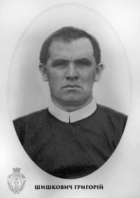 Il redentorista P. Gregory Szyskowicz, C.Ss.R. 1892-1981 dell'Ucraina.