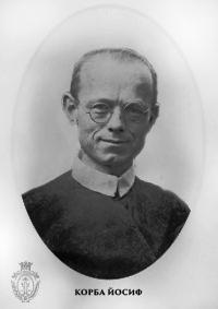 Il redentorista P. Joseph Korba, C.Ss.R. 1903-1995 – della Ucraina, un tempo Vice-Provincia Rutena in Galizia.