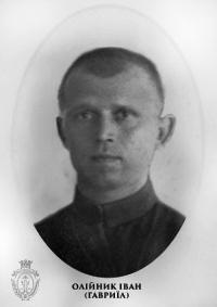 Il redentorista Fratello Ivan Olijnyk, C.Ss.R. 1903-1992 – della Ucraina, un tempo Vice-Provincia Rutena in Galizia.