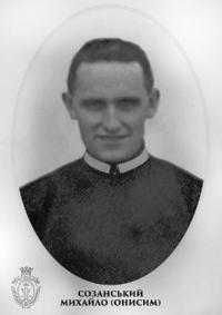Il redentorista Fratello Michael Sozansky, C.Ss.R. 1904-1979 – della Ucraina, un tempo Vice-Provincia Rutena in Galizia.