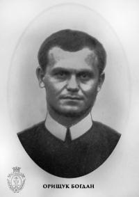 Il redentorista P. Bohdan Oryszczuk, C.Ss.R. 1912-1990– della Ucraina, un tempo Vice-Provincia Rutena in Galizia.