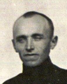 Il redentorista Fratello Roman Zownir, C.Ss.R. 1894-1973, Ucraina, (un tempo Vice-Provincia Rutena in Galizia).