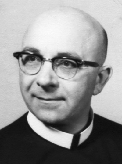 Il redentorista P. Gregory Shawel, C.Ss.R. 1912-1967 – Ucraina, Vice-Provincia Ruteniense in Canada.