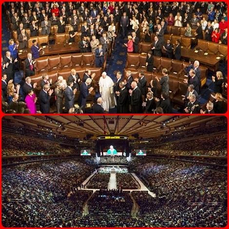 Papa Francesco a Cuba e negli USA, con gli umili e con i potenti della terra, ma sempre a servizio della salvezza.