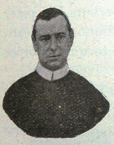 Il redentorista P. Bacaicoa Turiso Paulino, C.Ss.R. 1882-1924 della Vice-Provincia Hispanica in Spagna.