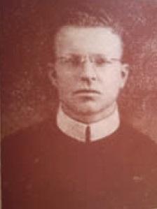 Il redentorista P. Emil Hottinger, C.Ss.R. 1908-1942 – USA (Provincia di Baltimora). Vissuto in Brasile, nel Mato Grosso e ivi morto di leucemia: fu il primo redentorista americano a morire nel Brasile.