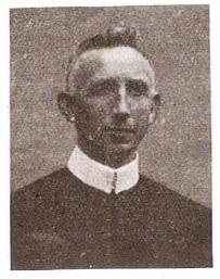 Il redentorista P. Patrick Hartigan, C.Ss.R. 1873-1924 della Provincia di Londra in Regno Unito.