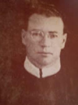 Il redentorista P. James Hughes, C.Ss.R. 1908-1947 – USA (Provincia di Baltimora). Vissuto in Brasile e ivi morto per incidente stradale, di ritorno da una serata di catechesi.