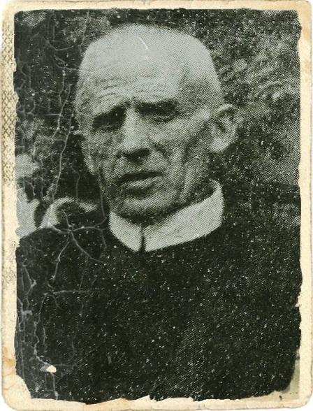 Il redentorista P. Alois Kraft, C.Ss.R. 1838-1925 della Provincia di Monaco in Germania.