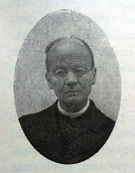 Il redentorista P. Aimé L'Hôte, C.Ss.R. 1856-1925 della Provincia di Lyon in Francia.