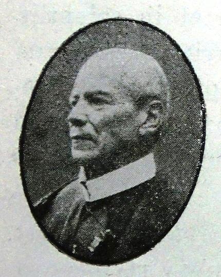 Il redentorista P. Karl Mader, C.Ss.R. 1840-1925  della Provincia di Vienna in Austria.