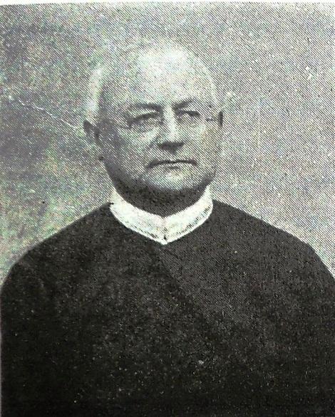 Il redentorista P. Joseph Mayer, C.Ss.R. 1870-1924 della Provincia di Vienna in Austia.