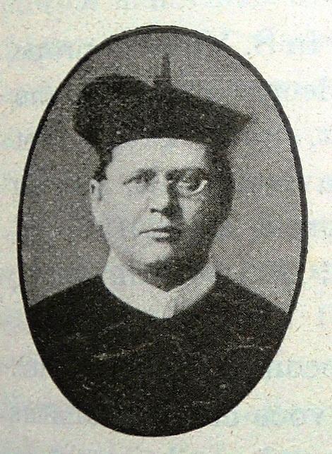 Il redentorista P. Johannes Meister, C.Ss.R. 1862-1925 della Provincia di Vienna in Austria.