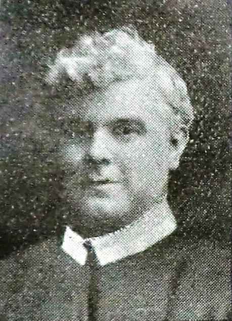 Il redentorista P. Joseph O'Reilly, C.Ss.R. 1876-1925 della Provincia di Baltimora in USA.