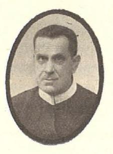 Il redentorista P. Karl Petsche, C.Ss.R. 1857-1925 della Provincia di Vienna in Austria.